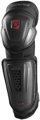 EVS SP Elbow Guards Protectors Pair Black Large/X-Large