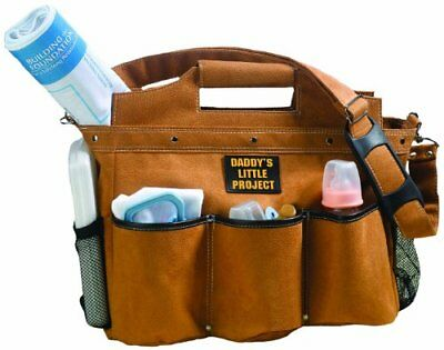 Lillian Rose Diaper Bag, Building The Foundation Daddy,