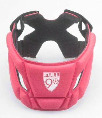 Full90 Performance Soccer Headgear Select, Red, Small