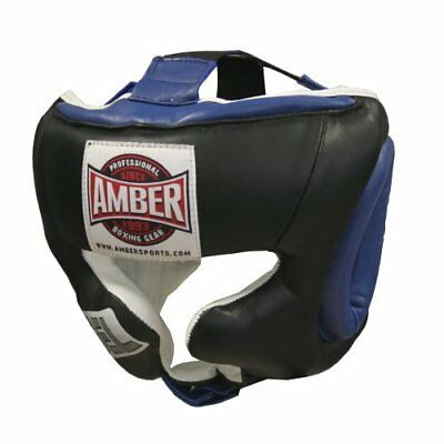 Amber Gel Traditional Training Headgear (X-Large)