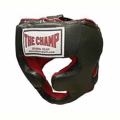 Amber Sports Champ Headgear, Small
