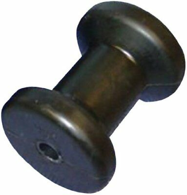 """C.H. Yates Rubber 4163-4P 4"""" Marine Spool Roller with 1"""