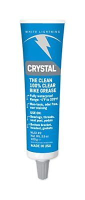 White Lightning Crystal Grease Biodegradable, Non-Toxic
