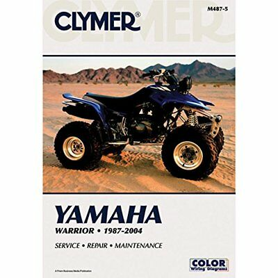 Clymer Manuals - Yamaha M487-5
