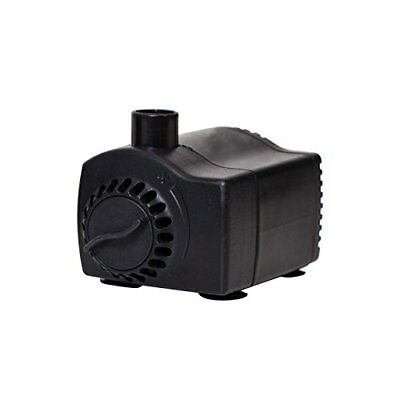 Pond Boss Fountain Pump with Low Water Shutoff - Fits 1