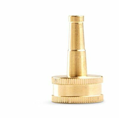 Gilmour Medium Duty Brass Jet Cleaning Nozzle