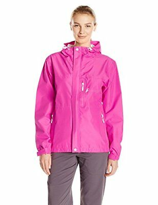 Frogg Toggs Women'S Java Toadz 2.5 Jacket, Pink, Large