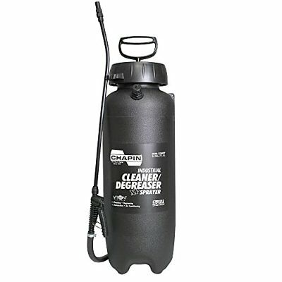 Chapin 22360XP 3-Gallon Industrial Viton Cleaner/Degrea