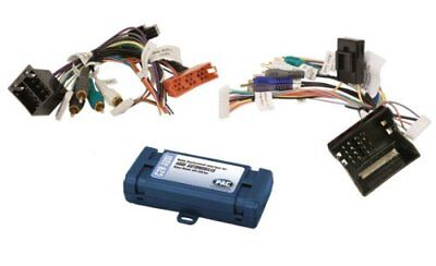 PAC C2R-AUDI Radio Replacement Interface with Navigatio