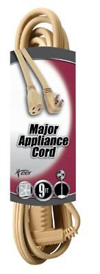 Coleman Cable 3533 14/3 General-Use Appliance Extension
