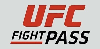 Ufc Fight Pass  Account With  Warranty