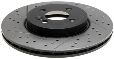 Raybestos 980603 Advanced Technology Disc Brake Rotor