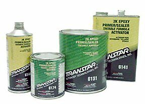 TRANSTAR 6134 Gray 2K Epoxy Primer/Sealer - 1 Quart