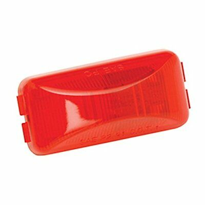 Wesbar 203396 Series 37 Clearance Lamp - Red
