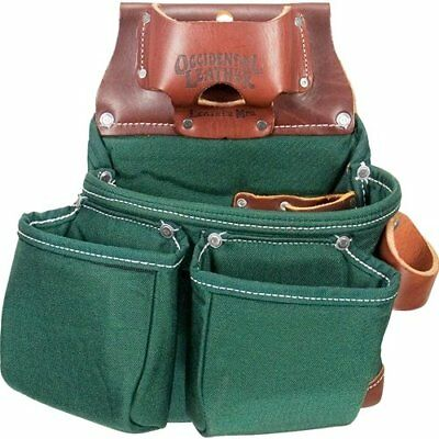 Occidental Leather 8018DBLH OxyLights 3 Pouch Tool Bag
