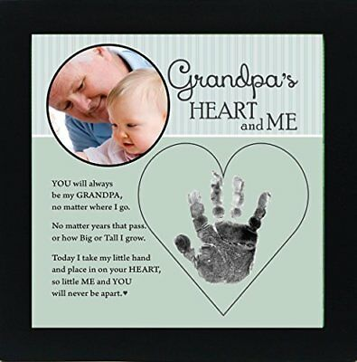 Baby Child Keepsake Handprint Frame with Poetry - Mommy