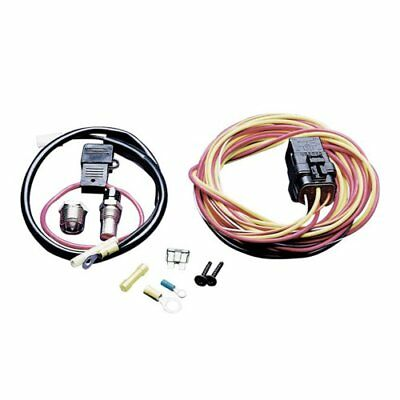 Spal 195FH Cooling Fan Harness with Relay