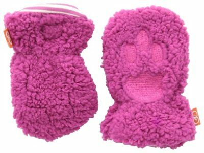 Magnificent Baby Baby-Girls Infant Smart Mittens, Raspb