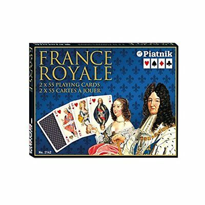 Piatnik France Royale Playing Cards