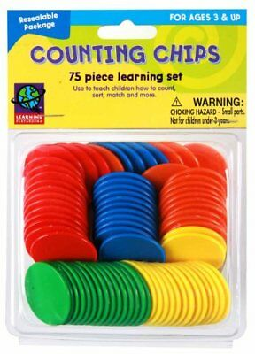 Eureka Learning Playground Hands On Learning, 75 Counti