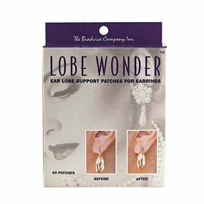 Lobe Wonder Support Patches for Earrings 60 ea (Pack of