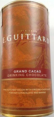 Guittard Grand Cacao Drinking Chocolate, 10 Ounce -- 6