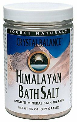 Source Naturals Crystal Balance Himalayan Bath Salt, An