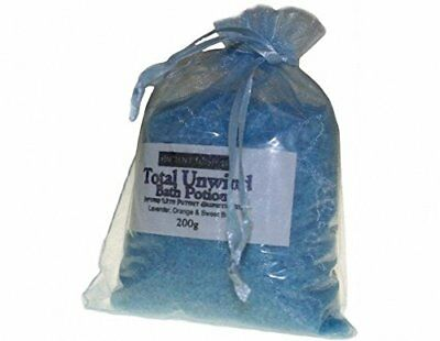 Dead Sea Salts - Total Unwind Bath Potion with Lavender