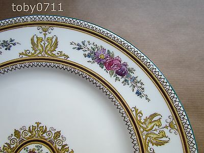 "WEDGWOOD COLUMBIA W595  10¾"" DINNER PLATES - FIRST QUALITY (Ref403)"