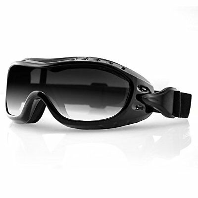 Bobster Night Hawk II Over the Glass Goggle with Photoc