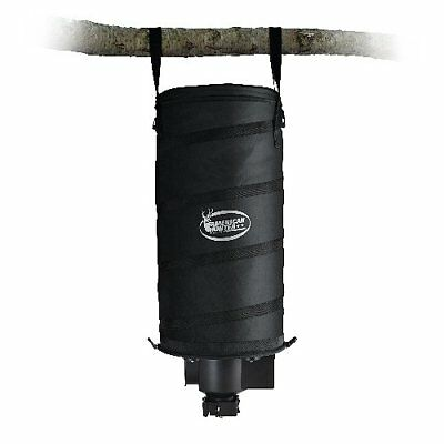 American Hunter Collapsible Bag Feeder with Digital Tim