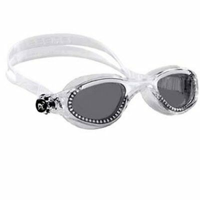 Cressi Flash Lady, clear/white, tinted lens