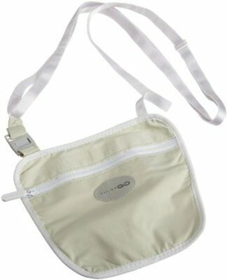 Design Go Luggage Body Pouch, Beige, One Size