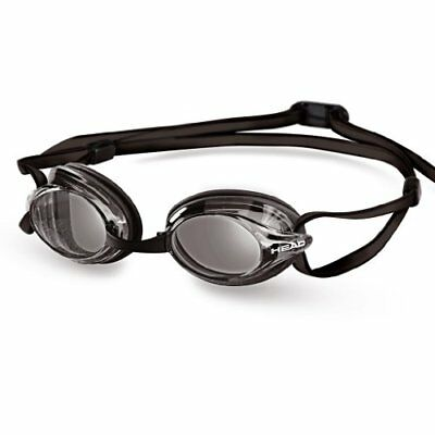 Head Venom Swimming Goggle - Standard - Black/Smoke