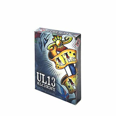 UL13 Playing Cards in Full Color Detail by Alchemy UL13