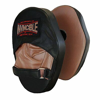 Amber Sporting Goods Invincible Classic Focus Mitts (Me