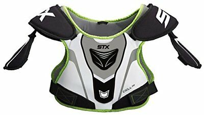 STX Lacrosse Cell 100 Shoulder Pad, XX-Small