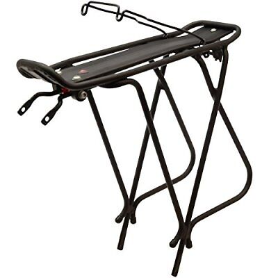Axiom Journey Cycle Rack with Spring, Black