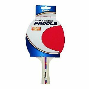 Franklin Sports Performance Table Tennis Paddle (Red)