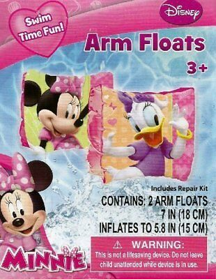 Disney Minnie Mouse & Daisy Duck Set of 2 Swimming Pool