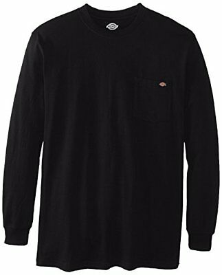 Dickies Men's Big-Tall Long Sleeve Heavyweight Crew Nec