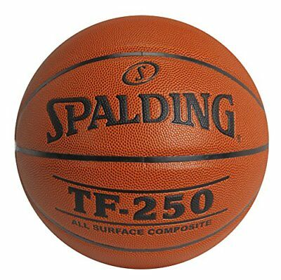 Spalding TF250 Men's 29-1/2 Inches Official Basketball,