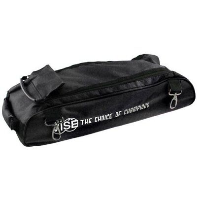 Vise Shoe Bag Add-On for Vise Three Ball Tote, Black