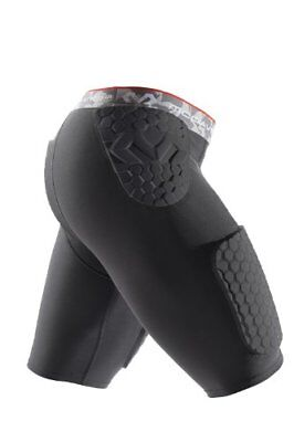 McDavid Hex Thudd Shorts, Charcoal, Large