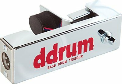 ddrum CETK Chrome Elite Bass Drum Trigger