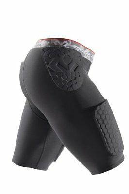 McDavid Hex Thudd Shorts, Charcoal, X-Large