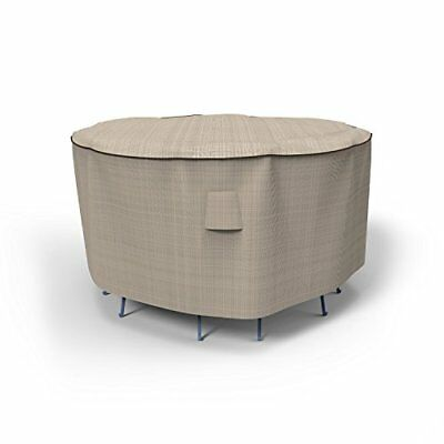Budge English Garden Patio Bar Table and Chairs Cover,