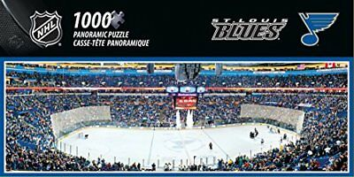 MasterPieces NHL St. Louis Blues Arena Jigsaw Puzzle, 1