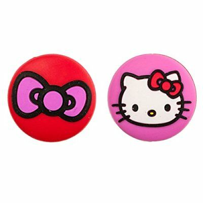 Hello Kitty Sports Face and Bow Vibration Dampener