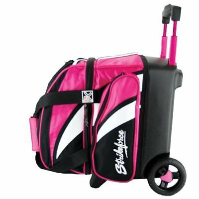 KR Strikeforce Cruiser Single Roller Bowling Bag (Pink/
